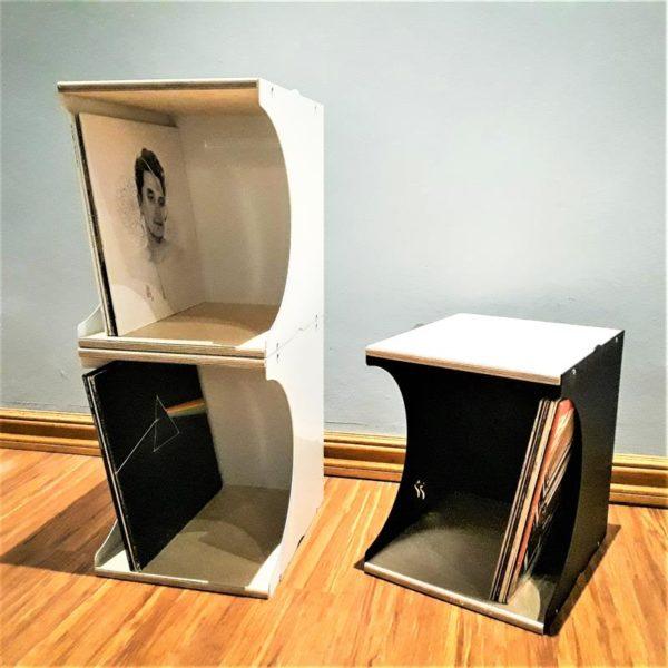 LP Record Storage